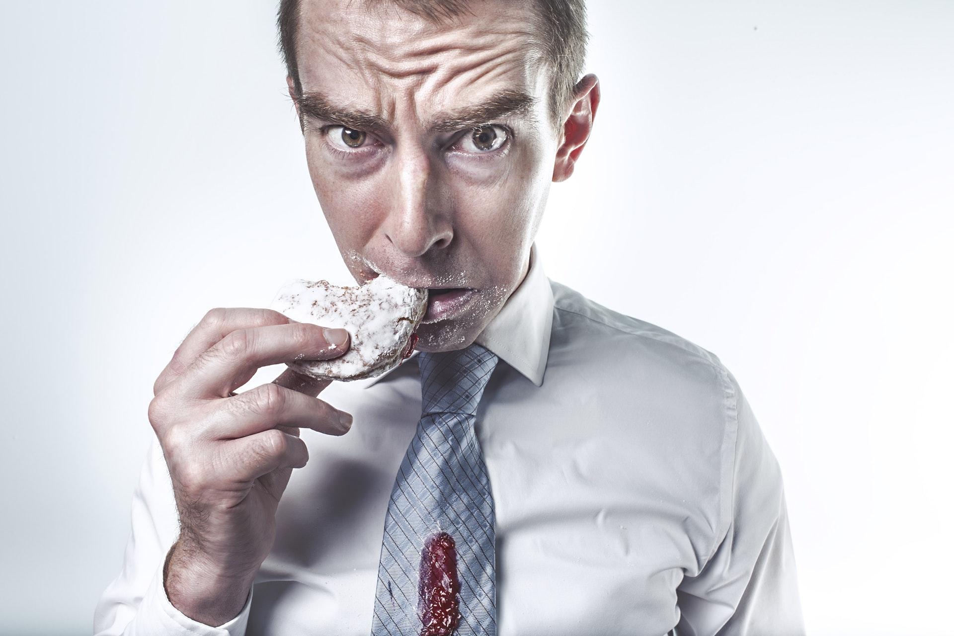 Vad händer om du äter fel mat?
