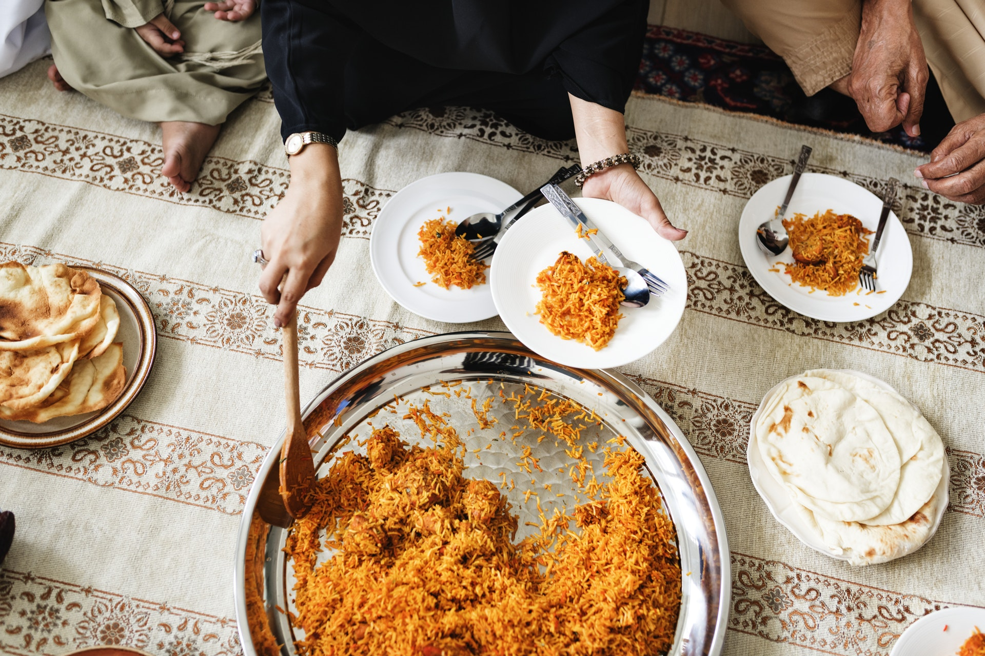 Maträtter från arabiska länder